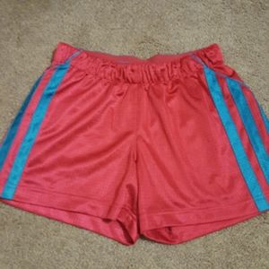 Adidas lined athletic shorts, like new, XS
